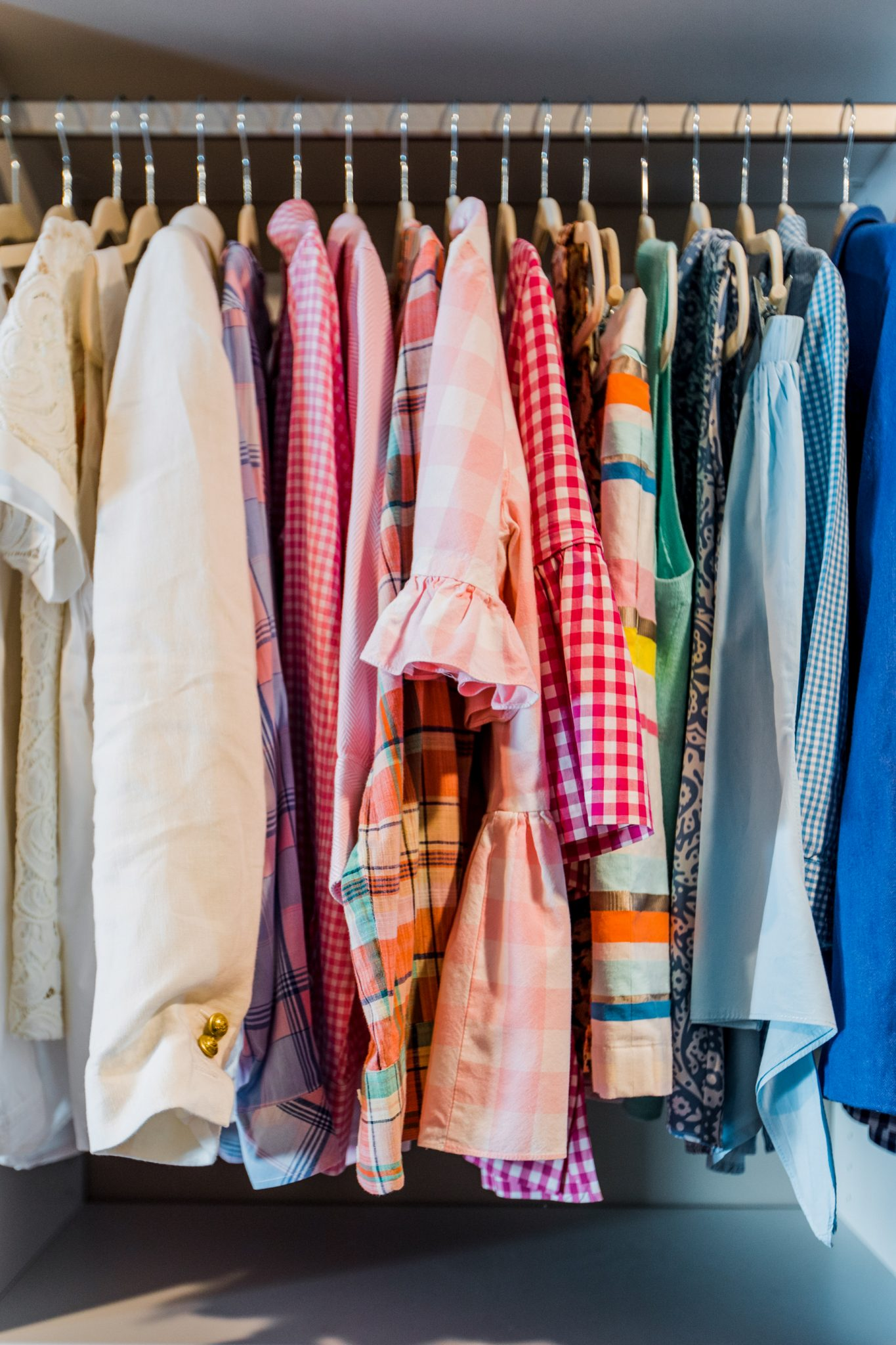 Declutter and organize your closet with KonMari this spring