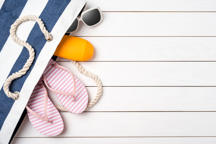 Tips from a professional organizer. Get organized for summer